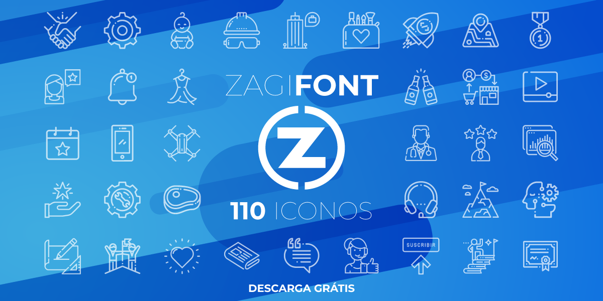 The best Icon Fonts of 2018